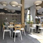 projekt kawiarni 1
