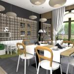 projekt kawiarni 6