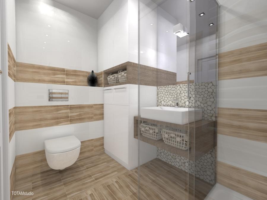 projekt łazienki 01