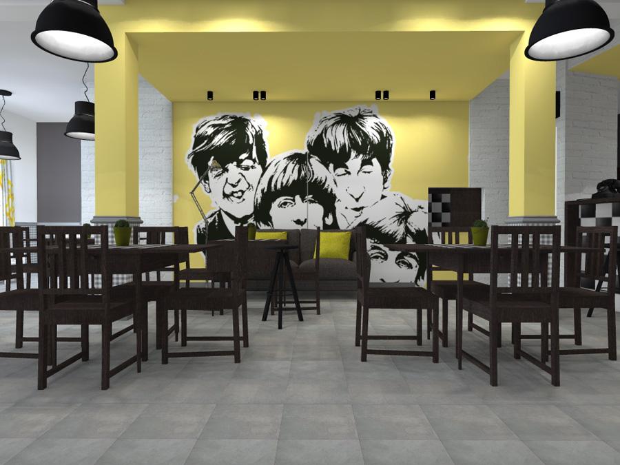 klubo - kawiarnia na piętrze 1
